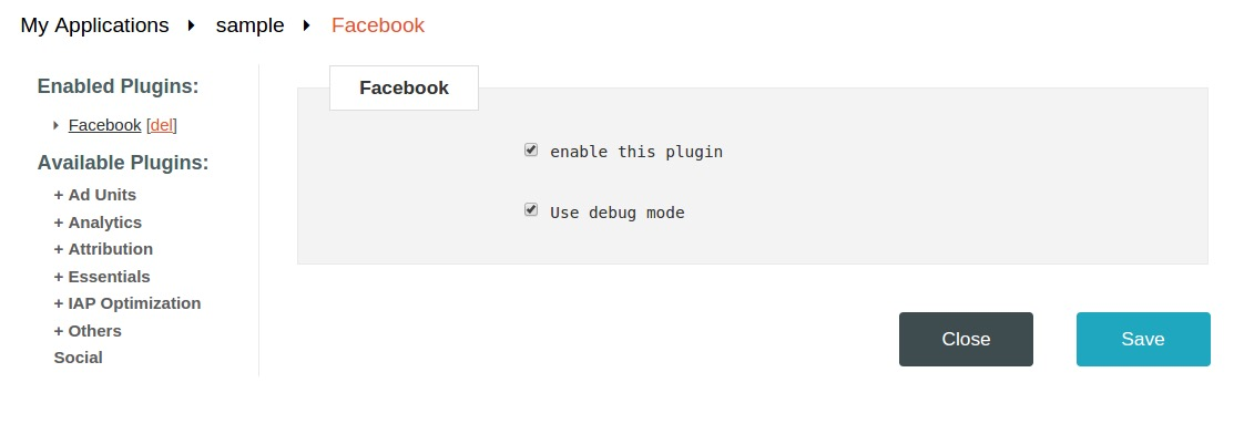 How-To integrate Facebook with Cocos2d-x easily | SDKBOX